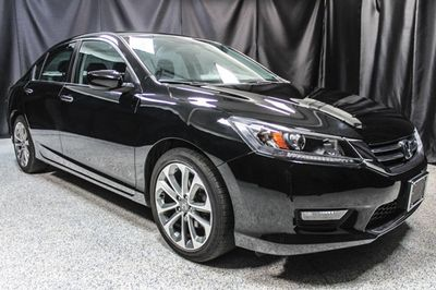 2015 Honda Accord Sedan SPORT PKG!!! - Click to see full-size photo viewer
