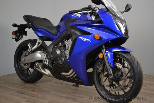 2015 Honda CBR650F Great bike Low miles - 18900873 - 14