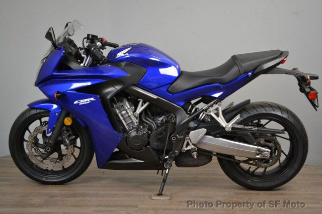 2015 Honda CBR650F Great bike Low miles - 18900873 - 3