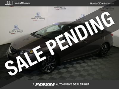 2015 Honda Civic Sedan - 19XFB2F89FE233338