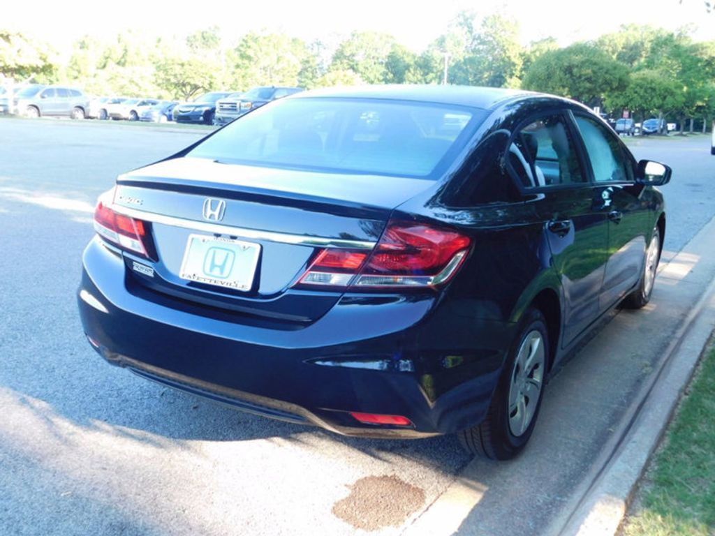 2015 Honda Civic Sedan 4dr CVT LX - 16600551 - 2