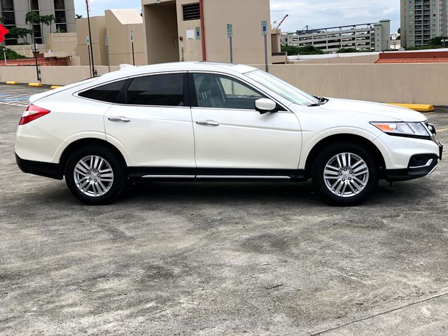 Used Honda Crosstour >> 2015 Used Honda Crosstour 2wd I4 5dr Ex L At Mash Cars Serving Wahiawa Hi Iid 19621660