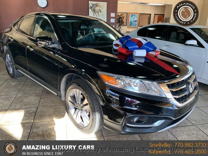 Used Honda Crosstour >> 2015 Used Honda Crosstour 2wd V6 5dr Ex L At Amazing Luxury Cars Serving Snellville Ga Iid 19700814
