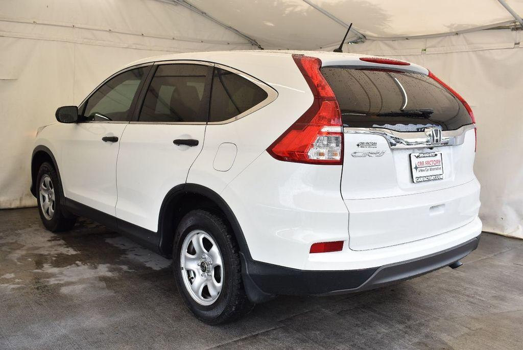 2015 Honda CR-V 2WD 5dr LX - 17499682 - 5