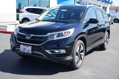 2015 Honda CR-V 2WD 5dr Touring SUV - Click to see full-size photo viewer