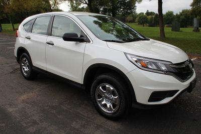 2015 Honda CR-V ONE OWNER AWD LX SUV