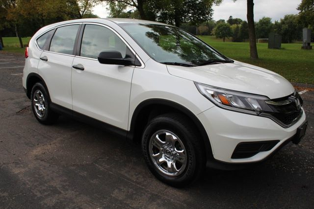 2015 Honda CR-V ONE OWNER AWD LX - Click to see full-size photo viewer