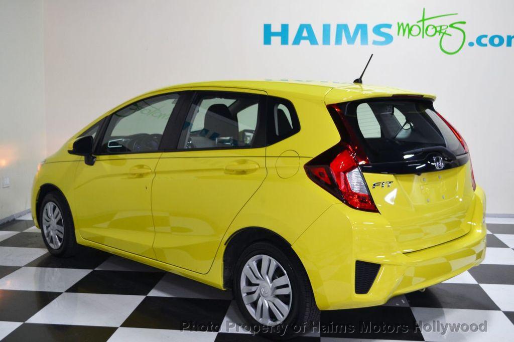 2015 Used Honda Fit 5dr Hatchback Manual Lx At Haims Manual Guide