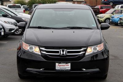 2015 Honda Odyssey 5dr EX - Click to see full-size photo viewer