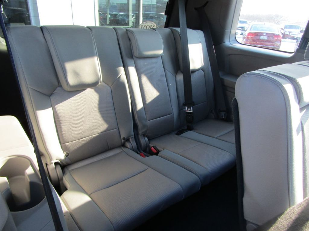 2015 Honda Pilot 4WD 4dr LX - 18391574 - 35