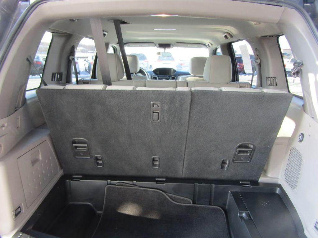 2015 Honda Pilot 4WD 4dr LX - 18391574 - 37