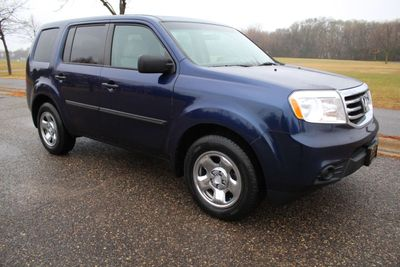 2015 Honda Pilot ONE OWNER 4WD LX SUV