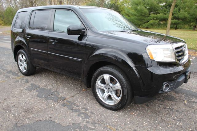 2015 Honda Pilot ONE OWNER AWD  EXL LEATHER MOONROOF