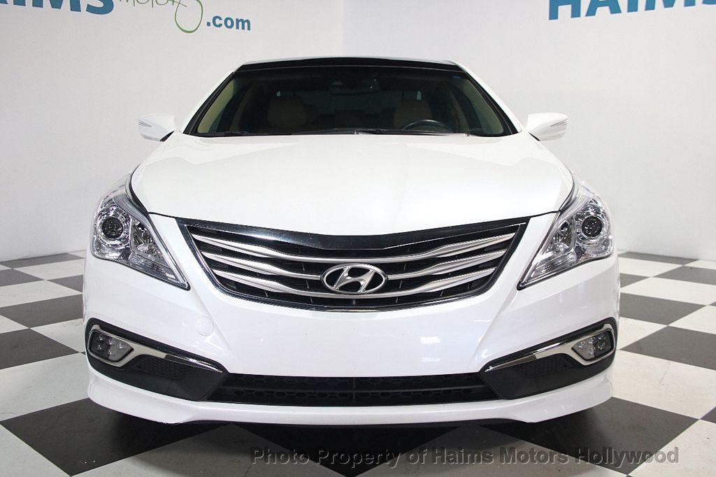 2015 Used Hyundai Azera 4dr Sedan Limited At Haims Motors