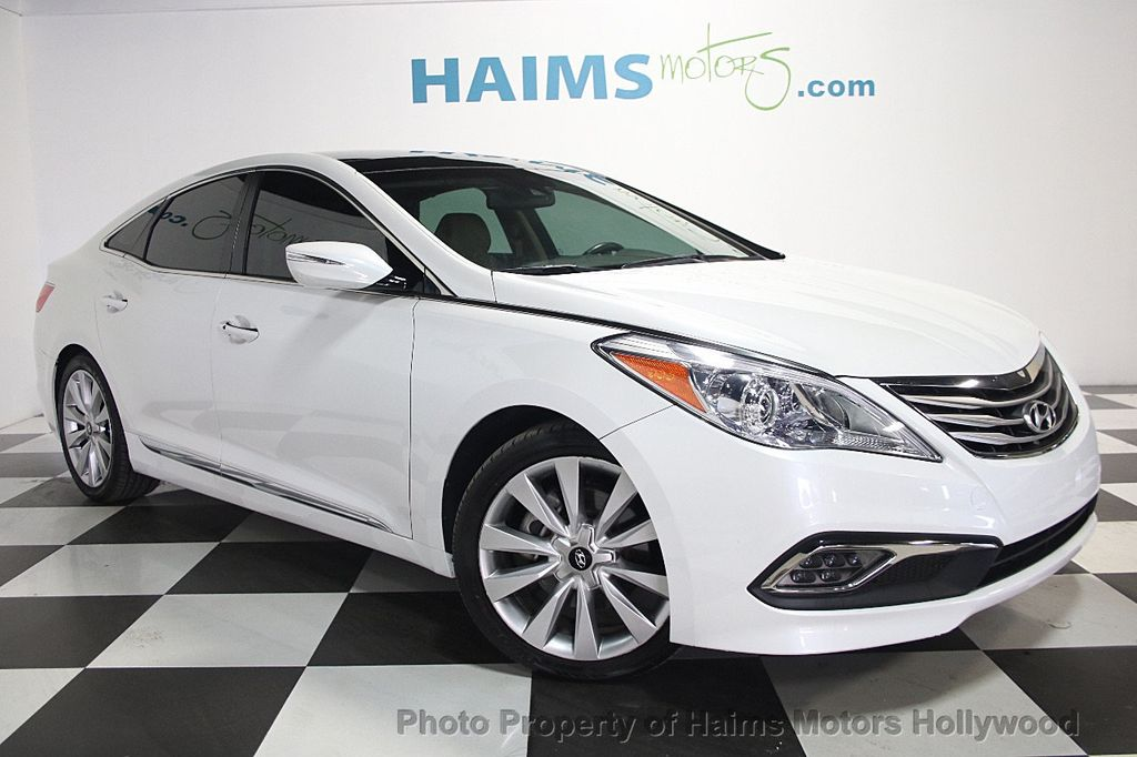 2015 Used Hyundai Azera 4dr Sedan Limited At Haims Motors