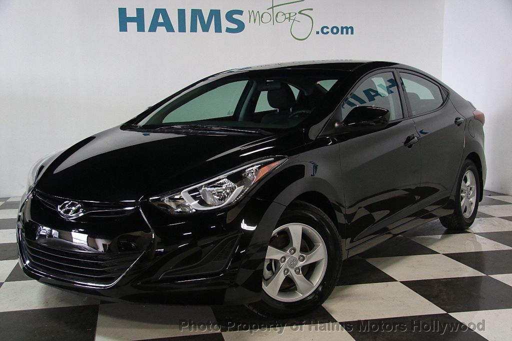 2015 used hyundai elantra at haims motors serving fort. Black Bedroom Furniture Sets. Home Design Ideas