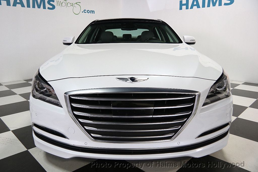 2015 Hyundai Genesis Base Trim - 16577530 - 1