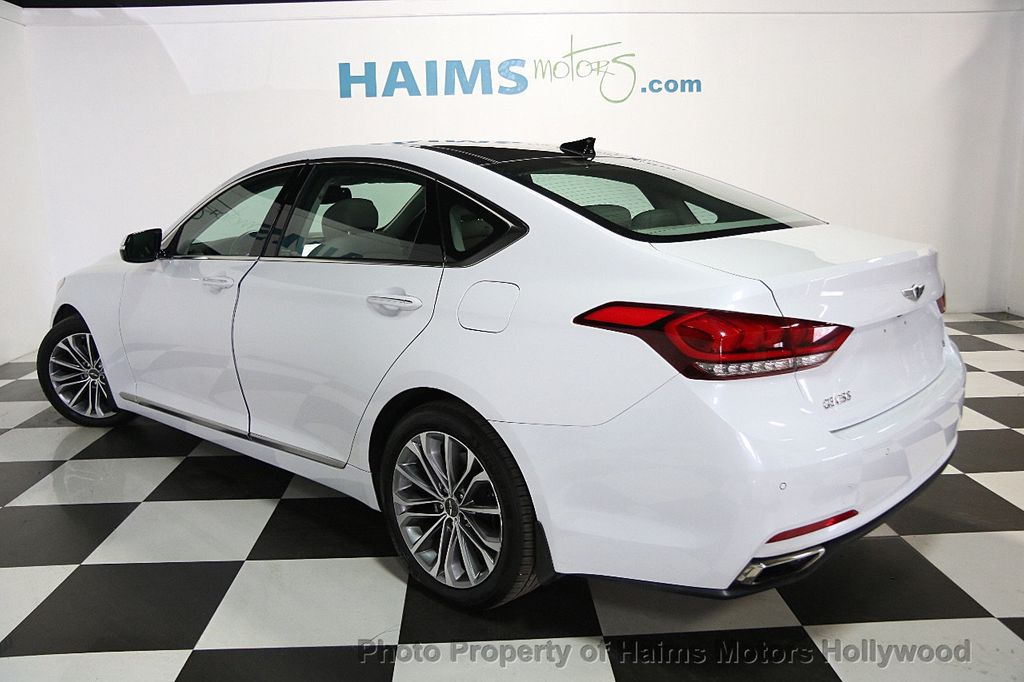 2015 Hyundai Genesis Base Trim - 16577530 - 3