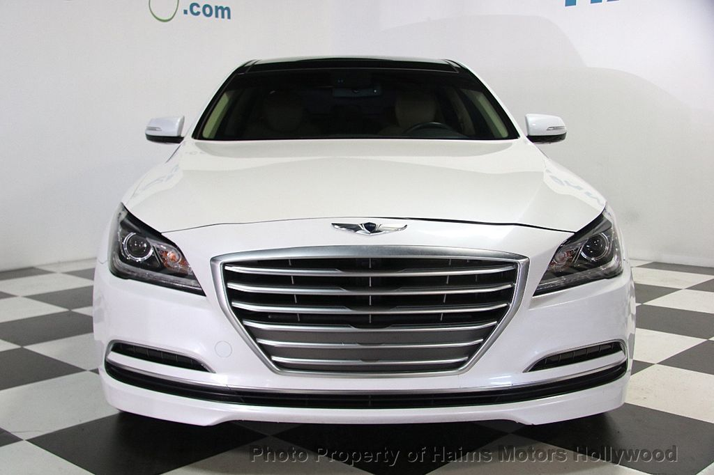 2015 used hyundai genesis at haims motors serving fort lauderdale hollywood miami fl iid. Black Bedroom Furniture Sets. Home Design Ideas