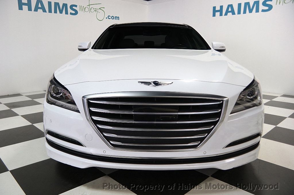 2015 Hyundai Genesis Base Trim - 17521492 - 1