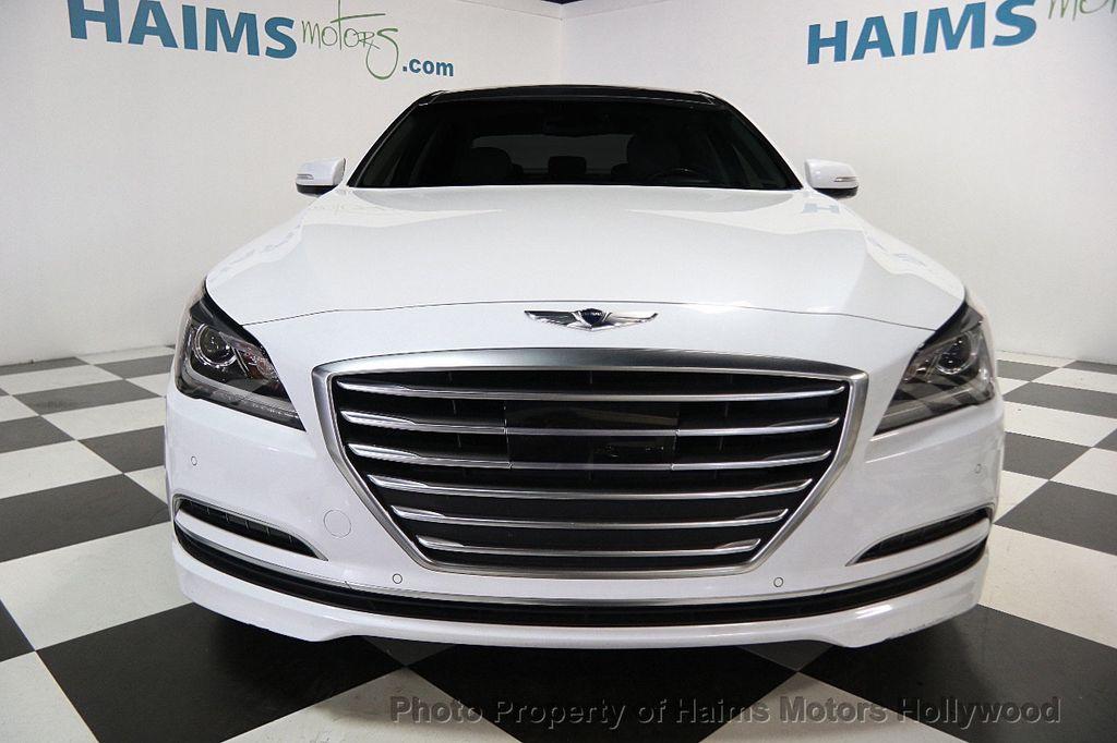 2015 Hyundai Genesis Base Trim - 17521492 - 1