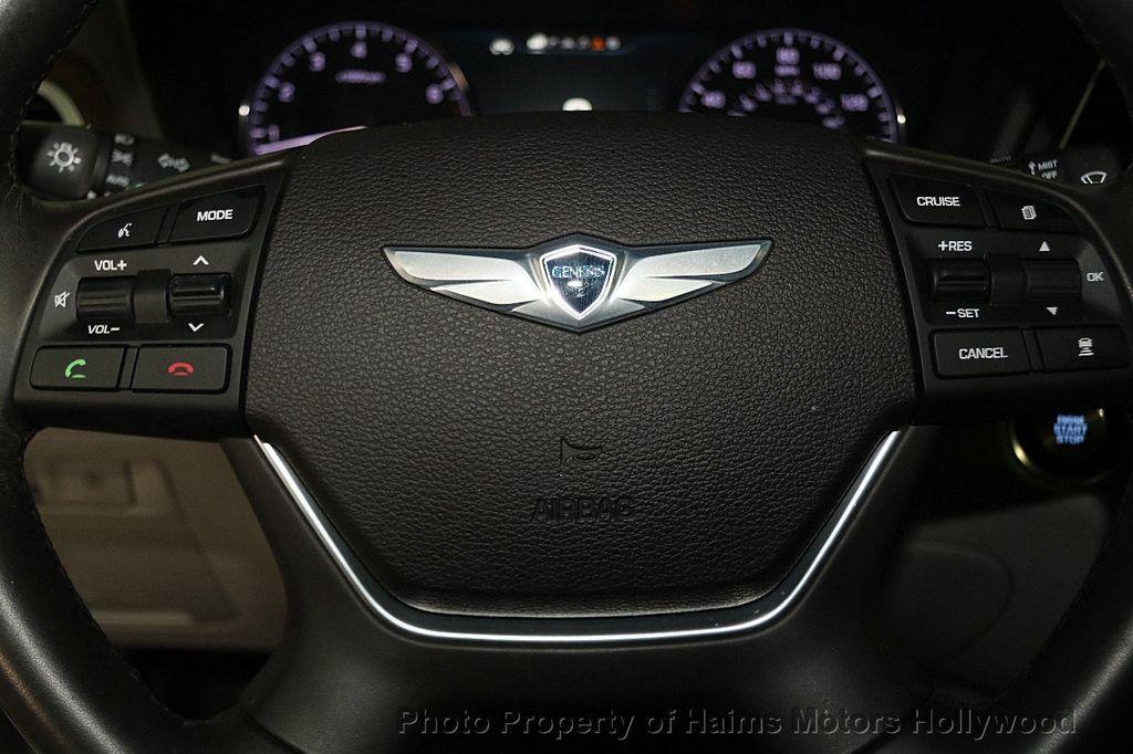 2015 Hyundai Genesis Base Trim - 17521492 - 27