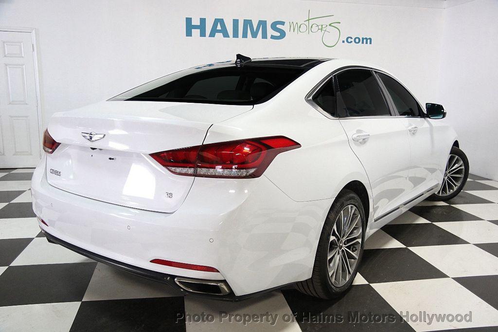 2015 Hyundai Genesis Base Trim - 17521492 - 5