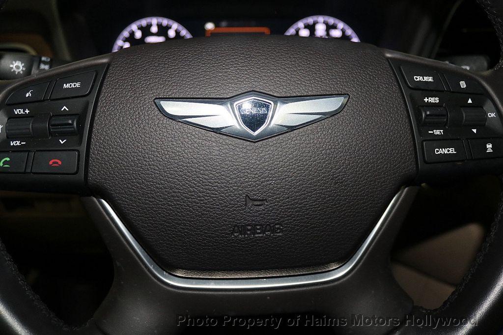 2015 Hyundai Genesis Base Trim - 17851849 - 28