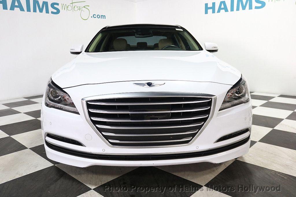 2015 Hyundai Genesis Base Trim - 17851849 - 2