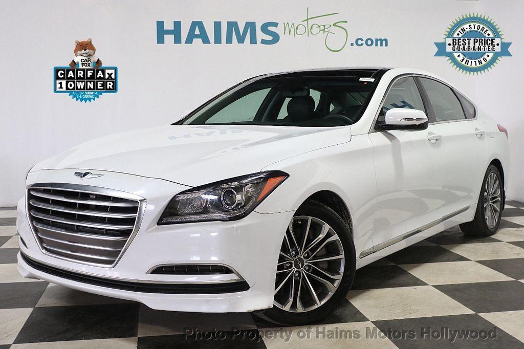 2015 Hyundai Genesis Base Trim - 17991697 - 0