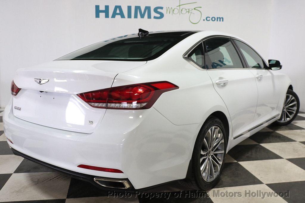 2015 Hyundai Genesis Base Trim - 17991697 - 6