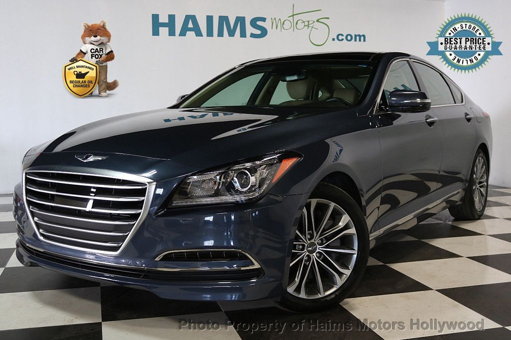 2015 Hyundai Genesis Base Trim - 18147493 - 0