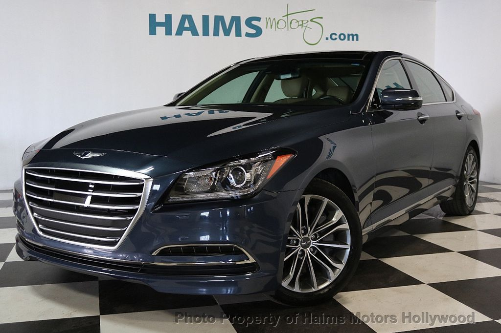 2015 Hyundai Genesis Base Trim - 18147493 - 1
