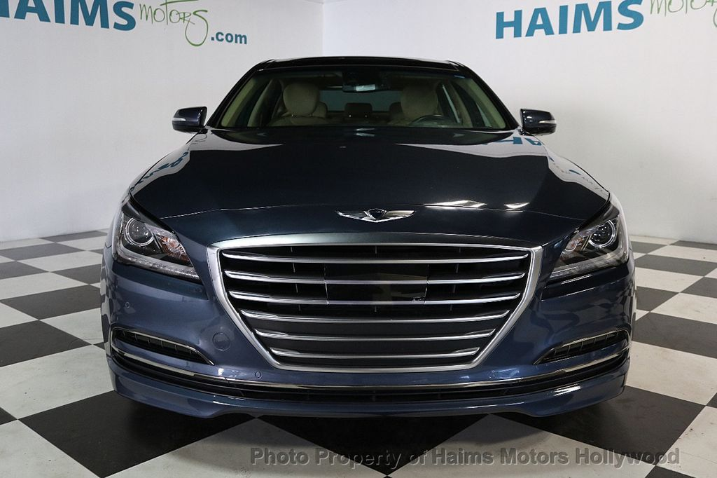 2015 Hyundai Genesis Base Trim - 18147493 - 2