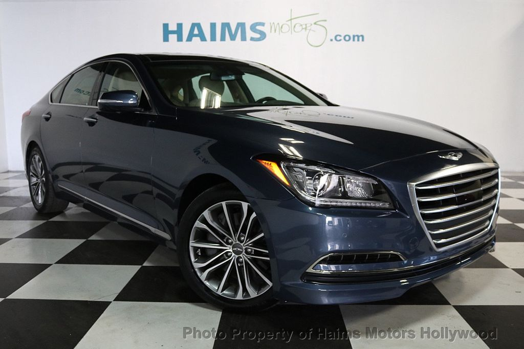 2015 Hyundai Genesis Base Trim - 18147493 - 3