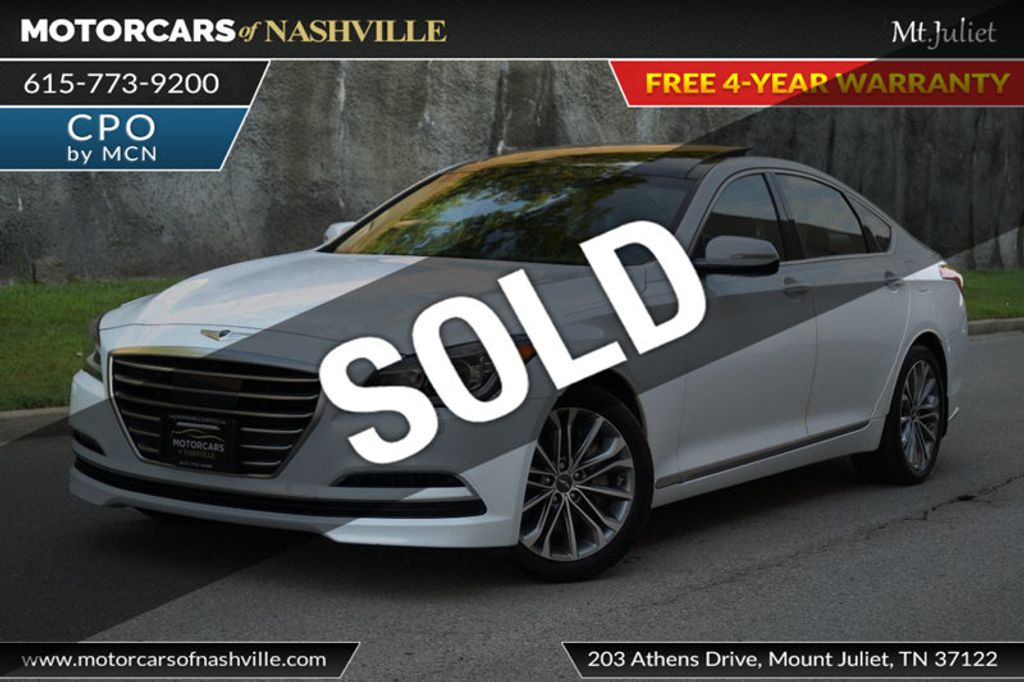 2015 Hyundai Genesis Base Trim - 17869992 - 0
