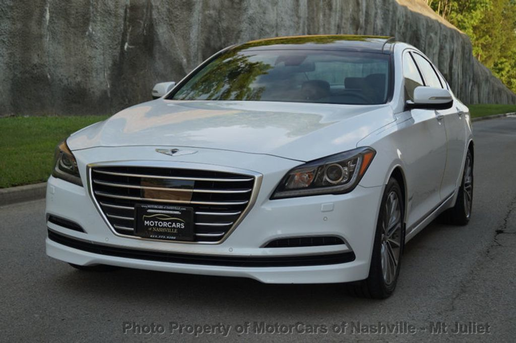 2015 Hyundai Genesis Base Trim - 17869992 - 2
