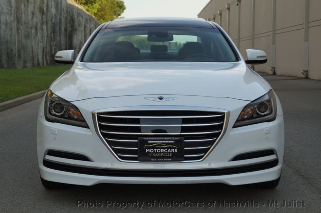 2015 Hyundai Genesis Base Trim - 17869992 - 3