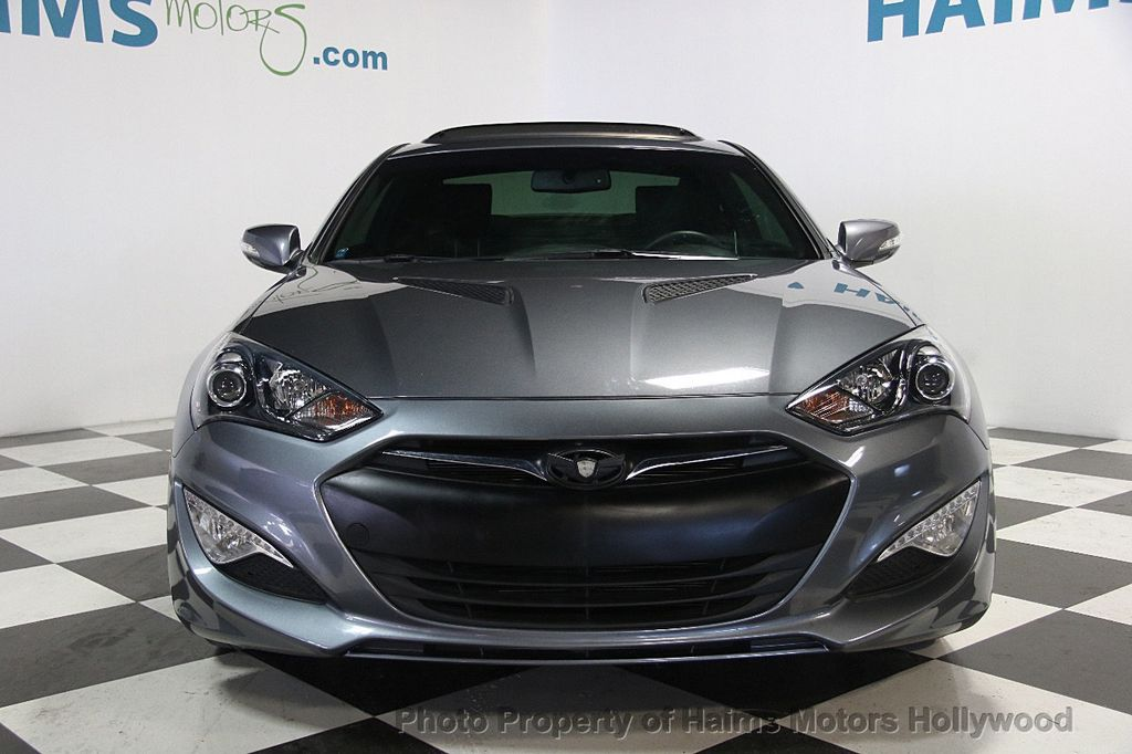 Awesome Black Hyundai Genesis 2015