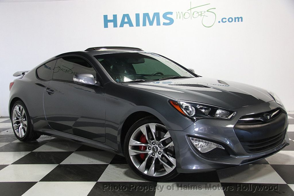 2016 Hyundai Genesis Coupe Prices Incentives Dealers