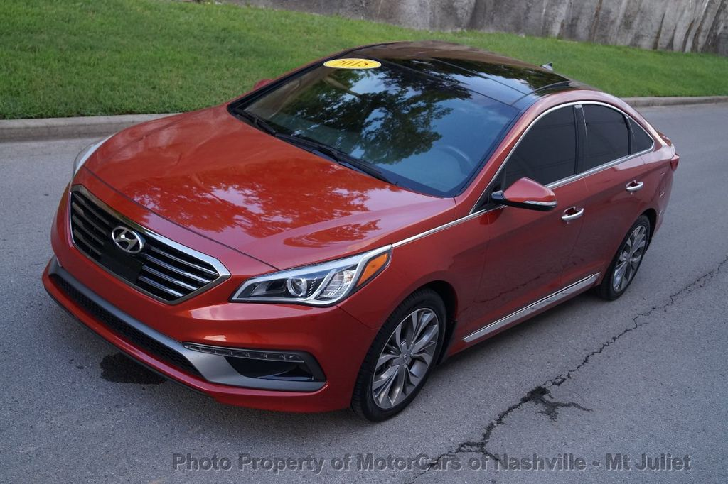 2015 Hyundai Sonata 4dr Sedan 2.0T Limited - 17953047 - 14