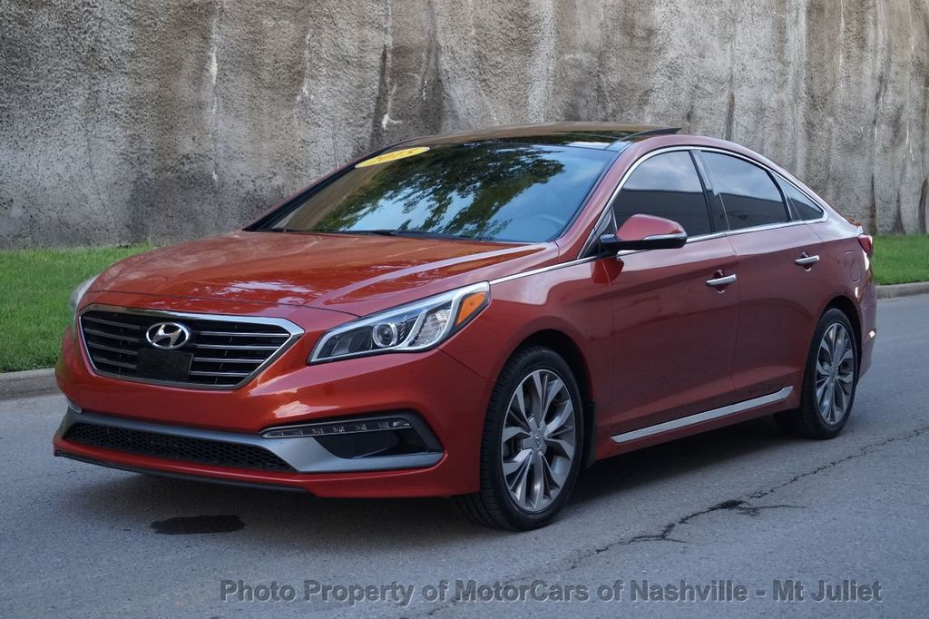 2015 Hyundai Sonata 4dr Sedan 2.0T Limited - 17953047 - 1