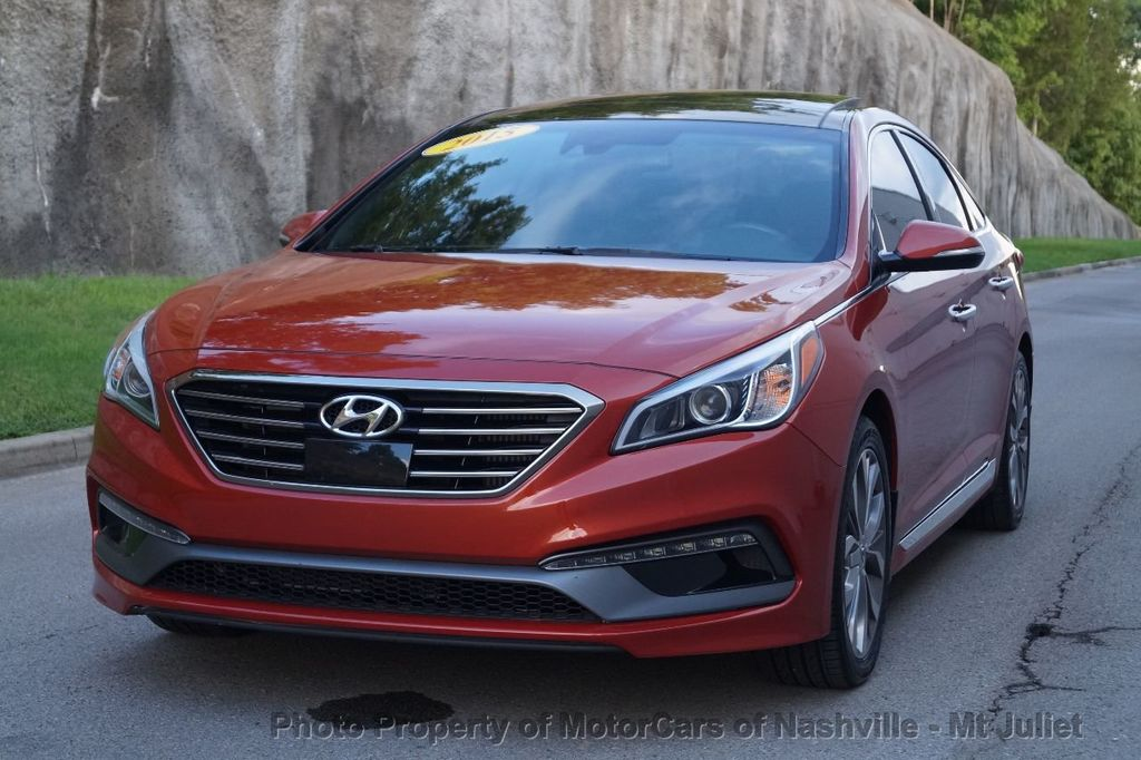2015 Hyundai Sonata 4dr Sedan 2.0T Limited - 17953047 - 2