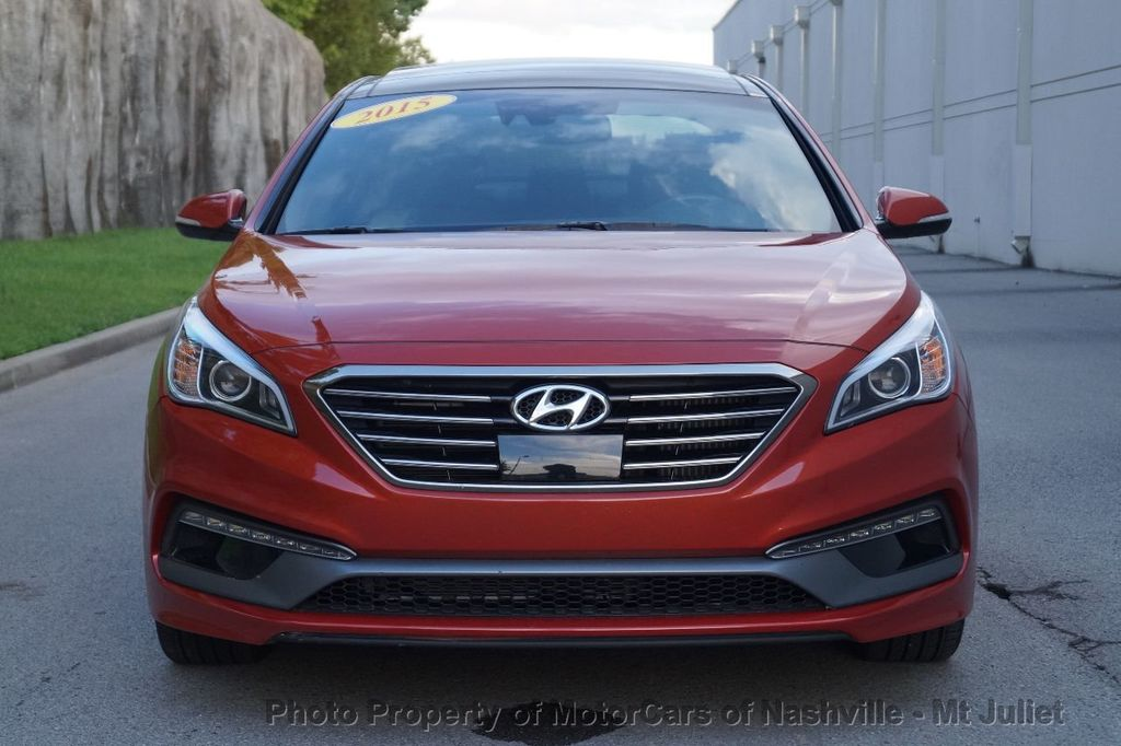 2015 Hyundai Sonata 4dr Sedan 2.0T Limited - 17953047 - 3