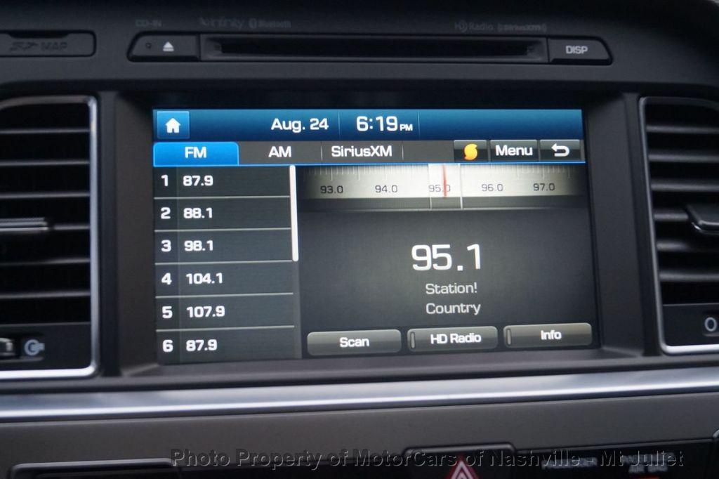 2015 Hyundai Sonata 4dr Sedan 2.0T Limited - 17953047 - 41