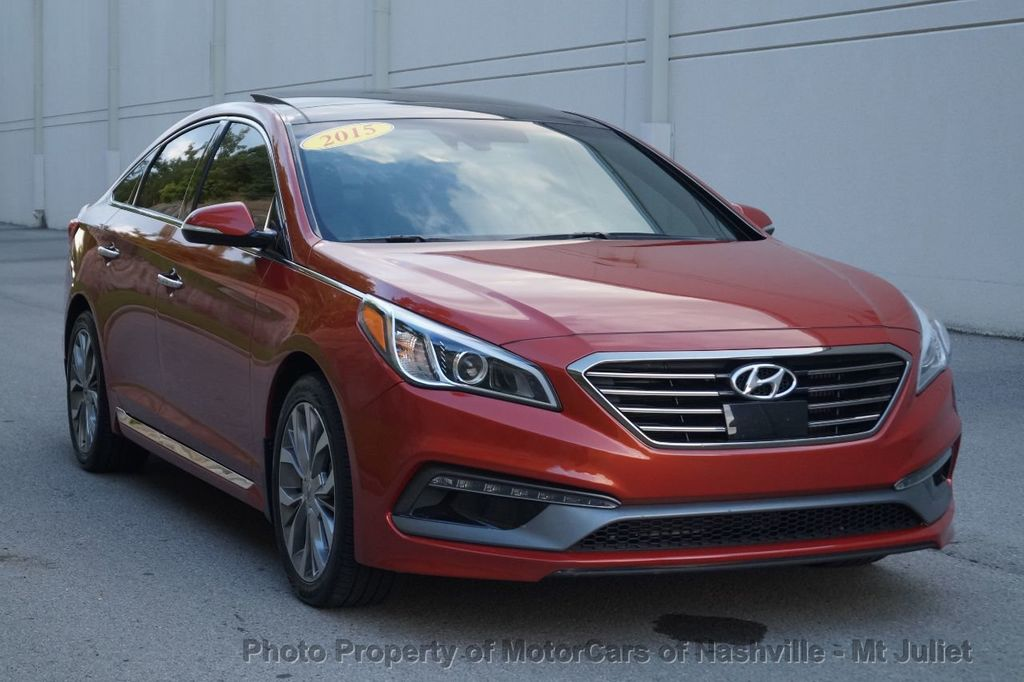 2015 Hyundai Sonata 4dr Sedan 2.0T Limited - 17953047 - 4