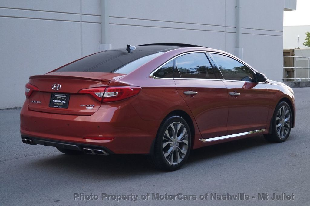 2015 Hyundai Sonata 4dr Sedan 2.0T Limited - 17953047 - 7