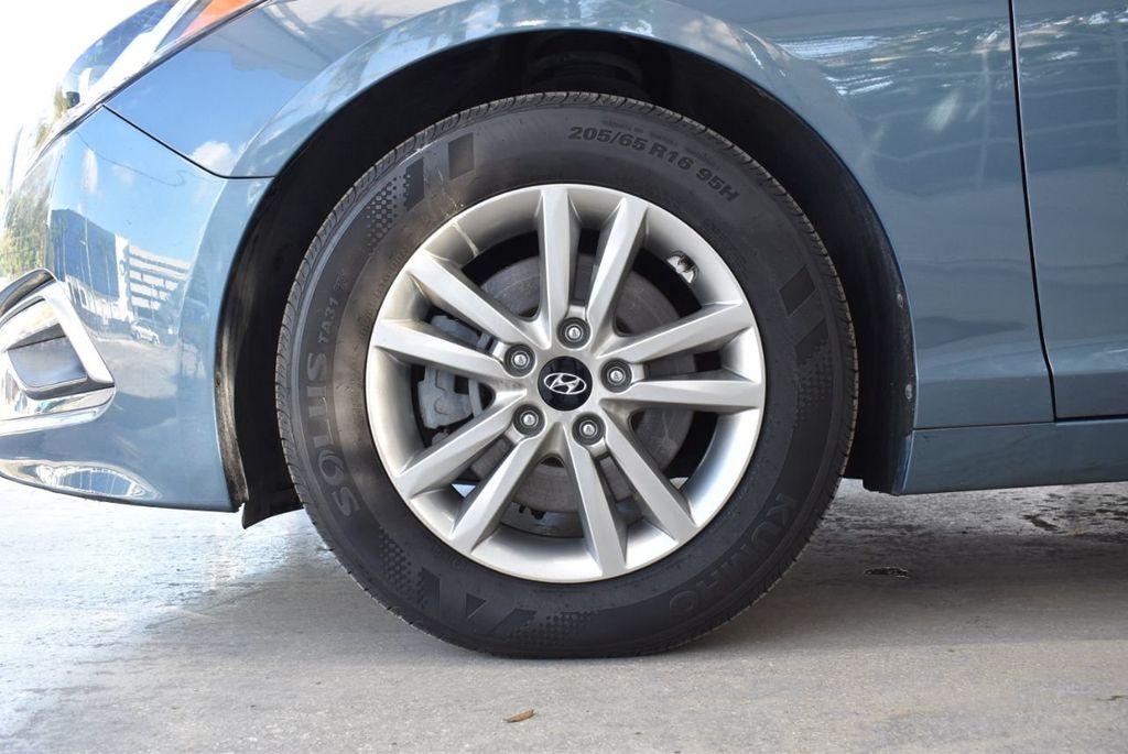 2015 Hyundai Sonata 4dr Sedan 2.4L SE - 18546145 - 11