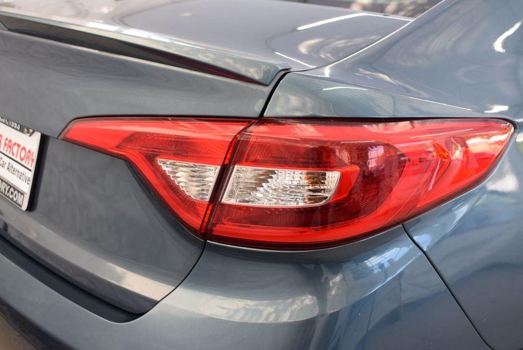 2015 Hyundai Sonata 4dr Sedan 2.4L SE - 18546145 - 1