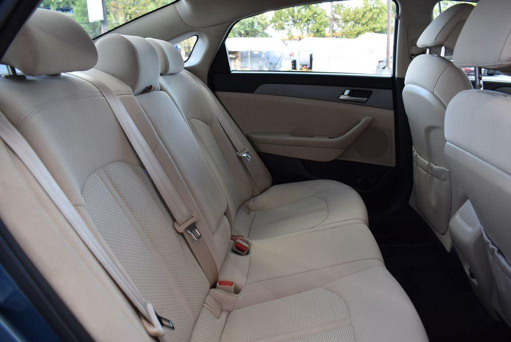 2015 Hyundai Sonata 4dr Sedan 2.4L SE - 18546145 - 22